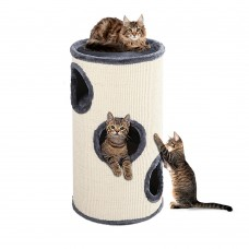 Soft Plush Cat Scratcher Condo - 3 Level ??? 70cm