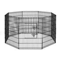 8 Panel Pet Playpen - 36 Inch