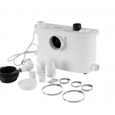 Macerator Sewerage Pump Waste Toilet Sewage Water Disposal Marine Basement Clean