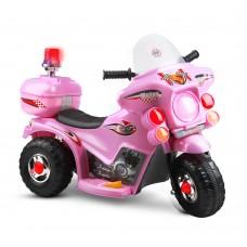 Kids Ride On Motorbike  Pink
