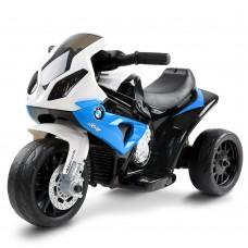 Bmw Motorbike Electric Toy - Blue