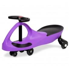 Pedal Free Swing Car 79cm - Purple