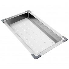 Stainless Steel Kitchen Sink Colander Rectangle