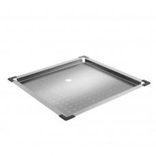 Stainless Steel Kitchen Sink Colander Square