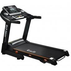 Home Electric Treadmill - Black