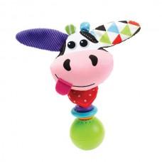 Yookidoo Cow 'shake Me' Rattle
