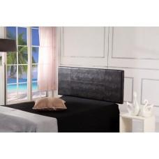 Pu Leather Queen Bed Headboard Bedhead - Brown
