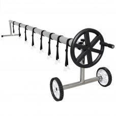 Pool Blanket Roller With Wheels