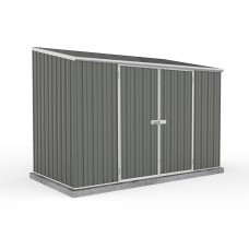 Absco 3.00mw X 1.52md X 2.08mh Space Saver Garden Shed