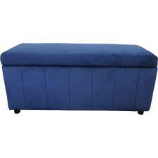 Agyness Storage Ottoman Blanket Box Foot Stool