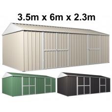 Garden Shed 3.5m x 6m x 2.3m