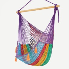 Mexican Hammock Swing Chair Colorina