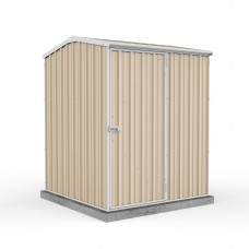 Absco 1.52mw X 1.52md X 1.95mh Premier Garden Shed