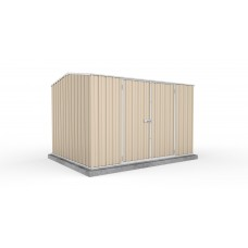 Absco 3.00mw X 2.26md X 2.00mh Premier Garden Shed