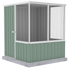Absco 1.52mw X 1.48md X 1.80mh Aviary - Full Door
