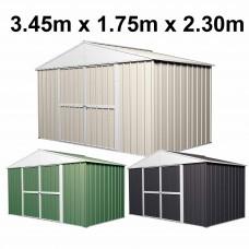 Garden Shed 3.45m x 1.75m x 2.30m
