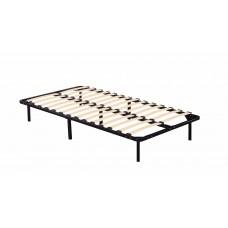 King Single Metal Bed Frame - Bedroom Furniture