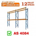 ULTRA Pallet Racking 12 Space Package