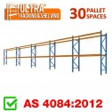 ULTRA Pallet Racking 30 Space Package