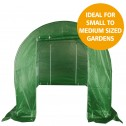Greenhouse EcoFresh Walk in Greenhouses 3m x 2m x 2m gate