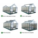 EcoPro Greenhouse installation2