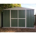 Garden Shed 3.45 x 3.45m x 2.3m High custom