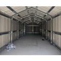 Internal Frames - Roller Door Garage Shed 3.6m x 9.1m x 3.07m (Gable)