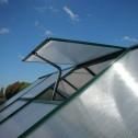 EcoPro Greenhouse 12x8 auto vent opener
