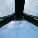 EcoPro Greenhouse 32x8 interior 1