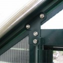EcoPro Greenhouse 32x8 screw