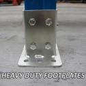 ULTRA Pallet Racking 40 Space Package footplates