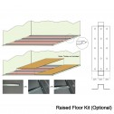 Raised Floor Kit