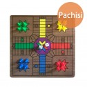 10 in 1 Wooden Board Game Pachisi