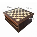 10 in 1 Wooden Board Game Table Size