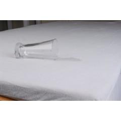 Double Mattress Protector - Waterproof Terry W Skirt