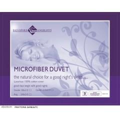 Microfibre Quilt - King