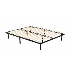Queen Metal Bed Frame - Bedroom Furniture