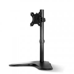 Single Hd Led Monitor Arm Stand Tv Mount Bracket Holder Freestanding