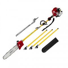 75cc 2 In 1 Gardening Tool & Hedge Trimmer