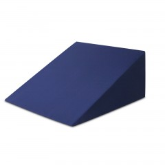 Bed Wedge Support Pillow - Blue