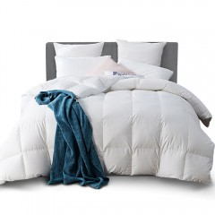 Goose Feather Down Quilt  - Queen