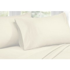 Queen Size 1000tc Cotton Rich Sheet Set (ivory Color)