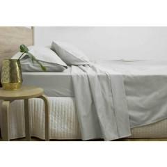 Queen Size 3000tc Cotton Rich Sheet Set (silver Color)