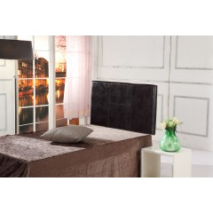 Pu Leather Single Bed Headboard Bedhead - Brown