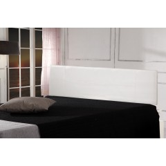 Pu Leather King Bed Headboard Bedhead - White