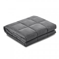 Giselle Bedding 5kg Cotton Weighted Blanket Heavy Gravity Adult