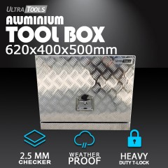 Ultra Tools Aluminium Generator Storage Tool Box