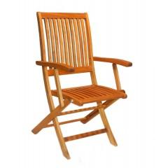 Espanyol Folding Wooden Armchair