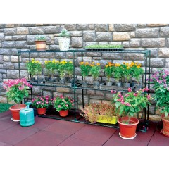 6 Tier Plant  Shelve Garden Greenhouse Storage Shelving Stand Rack