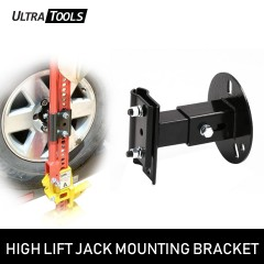 High Lift Farm Jack Wheel Mounting Bracket Recovery Kit